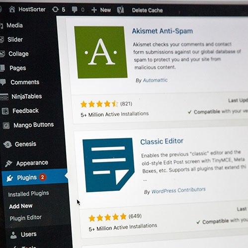 Wordpress Geliştirme Hizmetleri